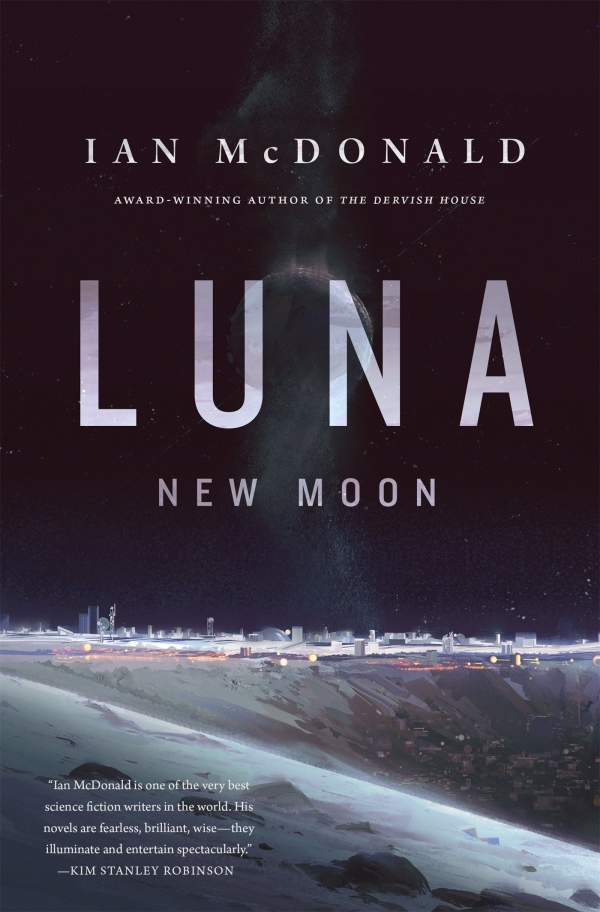 Luna New Moon - McDonald - couverture