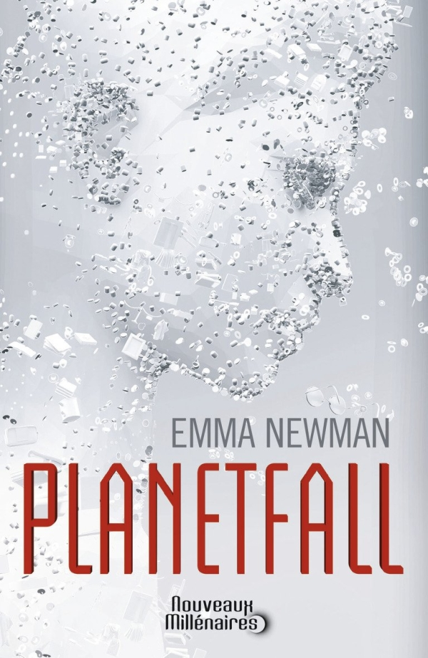 Planetfall - Newman - couverture