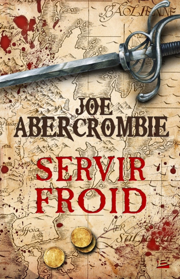 Servir froid - Abercrombie - couverture