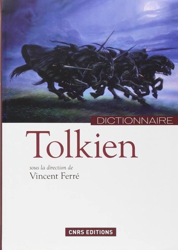 Dictionnaire Tolkien - Ferré - couverture