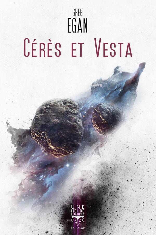 Cérès et Vesta - couverutre - Egan